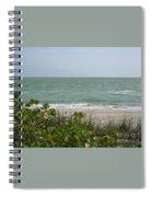 Beautiful Seascape Spiral Notebook