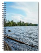 Beautiful Shoreline Spiral Notebook