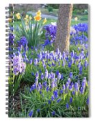 Beautiful Spring Day Spiral Notebook