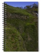 Beautiful Spring Falls Spiral Notebook