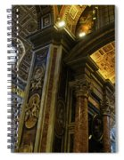 Beautiful St. Peters Spiral Notebook