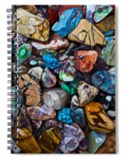 Beautiful Stones Spiral Notebook