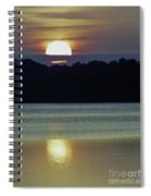Beautiful Sun Spiral Notebook
