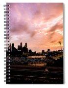 Beautiful Sunset 2 Spiral Notebook