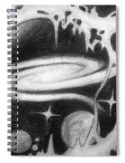 Beautiful Universe 2. Space Art Spiral Notebook