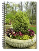 Beautiful Welcome Spiral Notebook