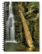 Beautifully Confined Spiral Notebook