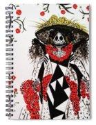 Beautifully Dead Spiral Notebook