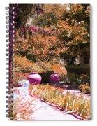 Beauty All Around Spiral Notebook