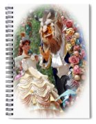 Beauty And The Beast II Spiral Notebook