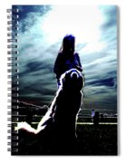 Beauty And The Beast Spiral Notebook