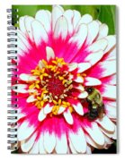 Beauty And The Bee #1 Spiral Notebook
