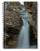 Beauty Creek Blue Falls Spiral Notebook