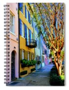 Beauty In Colors Spiral Notebook