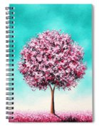 Beauty In The Bloom Spiral Notebook