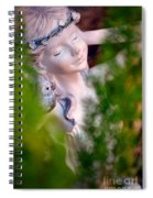 Beauty In The Ferns Spiral Notebook