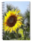 Beauty In The Pines Spiral Notebook
