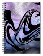Beauty Is Wild In Spirit Spiral Notebook