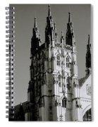 Beauty Of England Spiral Notebook