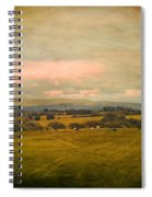 Beauty Of Ireland Spiral Notebook