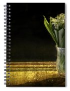 Beauty Of The Valley Spiral Notebook
