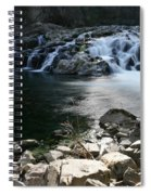 Beauty Of The Washougal River Spiral Notebook