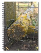 Beauty On The Ranch Spiral Notebook