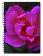 Beauty Unfurls Spiral Notebook