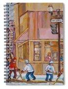 Beautys Restaurant  Spiral Notebook