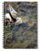 Beaver Escape The Great Beaver Escape 02 Spiral Notebook