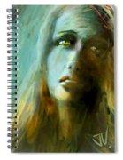 Becky Spiral Notebook