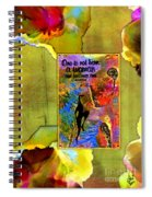 Becoming A Woman Spiral Notebook