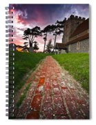 Beddingham Chruch Spiral Notebook