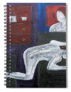 Bedside Vigil Spiral Notebook