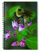Bee Good 2 Spiral Notebook