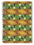 Bee Kind  Morph#2 Spiral Notebook