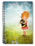 Bee Whisperer Spiral Notebook