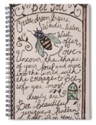 Bee You Spiral Notebook