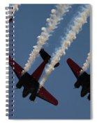 Beechcraft C-45 Expeditor V2 Spiral Notebook
