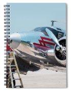 Beechcraft C-45h Spiral Notebook