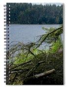 Beecraigs Loch. Spiral Notebook
