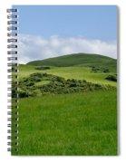 Beecraigs Hills. Spiral Notebook