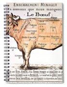 Beef Spiral Notebook