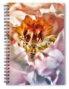 Beekeeper Spiral Notebook