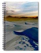 Been Through The Desert Spiral Notebook