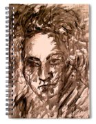 Beethoven Energy Stage One Spiral Notebook