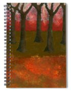 Before Spring Spiral Notebook