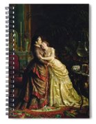 Before The Marriage Spiral Notebook