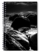 Before The Storm - Seascape Spiral Notebook