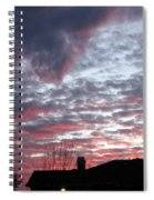 Before The Storm Spiral Notebook